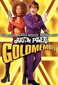 Austin Powers In Goldmember (2002) - Mike Myers, Beyonce Knowles, Seth Green