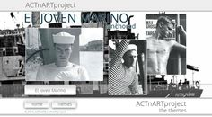 "ACTnARTproject ""El Joven Marino - anchored"" performed by Robby, Nico and Oliver  #male #models #photography #sailors #marine #nautic  #actnart #actnartproject #harbour"