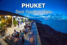 Phuket rooftop bars are just a handful but the trend has started and is here to stay, especially following the success of Phuket beach clubs.