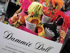Dammit Doll by twistclothing, via Flickr