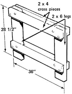 Angles Free Picnic Table Plans How To Build A Wood Picnic Table - Picnic table leg angle