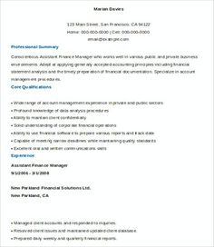 Assistant Manager Resume Format Enchanting Sample Sales Resume Template  Write Your Resume Much Easier With .
