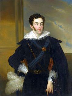 Август Потоцкий (1806 - 1867). Сын Александра Станислава Потоцкого (1778 - 1845) и Анны Тышкевич (1776 - 1867). Женат на Александре Потоцкой (1818 - 1892), младшей дочери российского генерала Станислава Потоцкого.