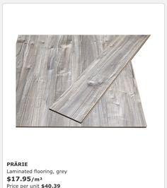 IKEA flooring
