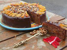 teller-cake: Hamis zserbótorta Blogkóstoló 26-ra