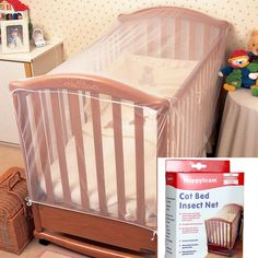 Baby Crib Insect Mosquitoes Net by Baby in Motion