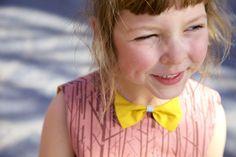 Judith dress: a free pattern for girls (1 – 10yo)!