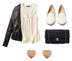 """""""Untitled #27"""" by tatyjadon on Polyvore featuring American Eagle Outfitters, Charlotte Olympia, Chanel and Ted Baker"""