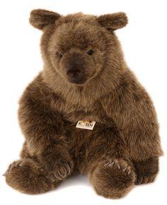 Brown Bear by Kosen - 70cm from The Bear Garden