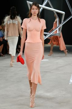 Sally LaPointe - Spring 2017 Ready-to-Wear