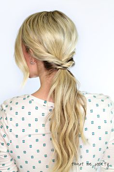 7 Twists On Your Average Ponytail
