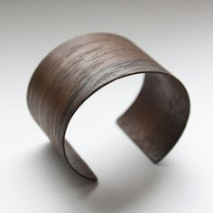 Claro Walnut Cuff, $55, now featured on Fab.