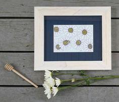 Framed Daisy and Honeybee Watercolor . . . #daisy #daisies #bee #honey #honeybee #watercolor #favehandmade  #stationery #whimsical #decor #homedecor #wallcandy #beachdecor #craftsposure #makersvillage #themakershaus #thhmd #makersbiz #makersgottamake #watercolorforsale #shop #shopinstagram #artofinstagram #etsy #etsyshop #handmade #etsyseller #notecard #savethebees #the_handmade_spotlight