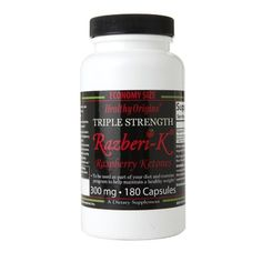 I'm learning all about Healthy Origins Triple Strength Razberi-K Raspberry Ketones 300mg, Capsules at @Influenster!
