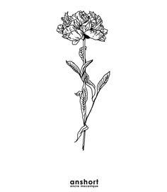 "95 curtidas, 1 comentários - Encre Mécanique Tattoo (@encremecaniquetattoo) no Instagram: ""Motif 427  Pour réserver : tattooanshort@gmail.com  #blackworkerssubmission #blacktraditionals…"""