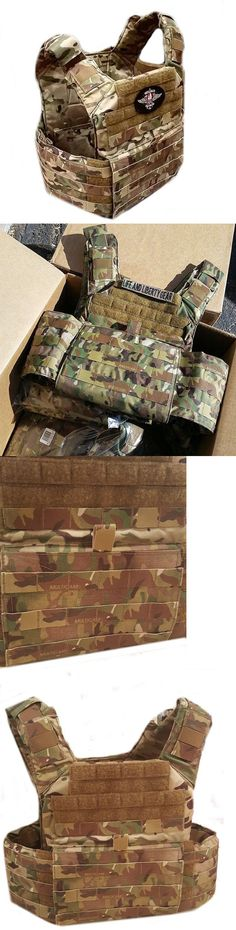Chest Rigs and Tactical Vests 177891: Shellback Banshee Rifle Plate Carrier Molle Tactical Assault Gear Multicam Camo -> BUY IT NOW ONLY: $210 on eBay!