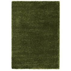 Loft Luxury Urban Shag Forest Green Polypropylene Rug (7'10 x 10') | Overstock.com Shopping - The Best Deals on 7x9 - 10x14 Rugs