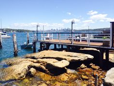 The dock - Camp Cove Watson's Bay, NSW