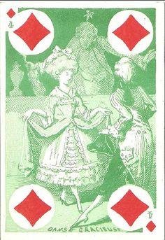 Nombre (Deck): Cartes Comiques . País (Country): Alemania (Germany). Fabricante (Made ): B.Dondorf (Date):1.860. BARAJA ORIGINAL. ORIGINAL CARDS