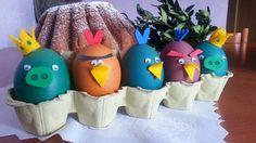 Pisanki angry birds