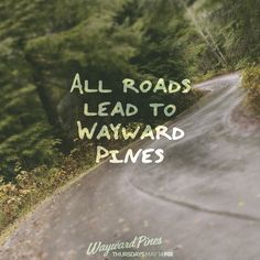 Wayward Pines TV Series - Check out the latest news, scheduling and show information. Best Tv Shows, Favorite Tv Shows, Movies And Tv Shows, Wayward Pines Season 2, Whats On Tv Tonight, Episode Online, Great Films, Movie Tv, Tv Series