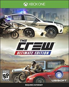 http://www.liannmarketing.com/xbox360/ The Crew Ultimate Edition - Xbox One Ultimate Edition Ubi…