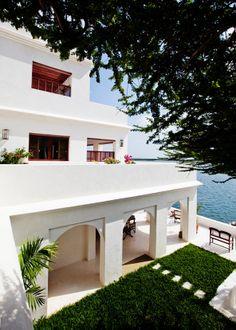 Fabulous Forodhani House  www.lamuislandproperty.com Lamu Kenya, Renting A House, Just Go, Gazebo, Africa, Houses, Outdoor Structures, Island, Explore