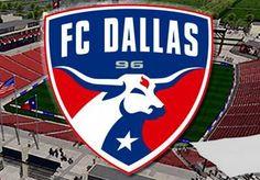 a53fdc6cb FC Dallas Logo on Chris Creamer s Sports Logos Page - SportsLogos. A  virtual museum of sports logos