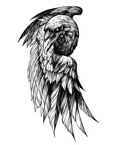 Crow Tattoo Design, Tattoo Design Drawings, Tattoo Sketches, Tattoo Designs Men, Sketch Style Tattoos, Norse Tattoo, Viking Tattoos, Tattoo Symbols, Tatouage Assassins Creed