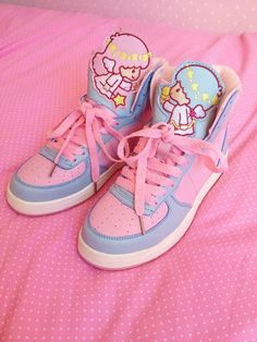 #littletwinstars #sanrio #sneakers