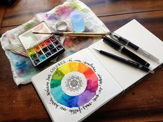COLORS by MagaMerlina, via Flickr