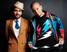 Calle 13. Love them so so much. Killer beats and even more killer lyrics.