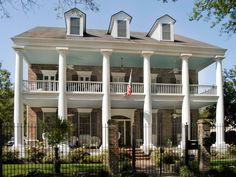 greek revival home commonplace south greek revival homes architecture support columns homes porch column white color