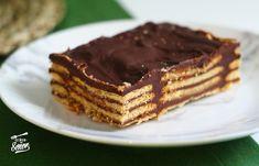 Tarta de galletas y chocolate, la receta de la abuela Tiramisu, Beverages, Pie, Sugar, Tarta Chocolate, Ethnic Recipes, Desserts, Food, Fondant