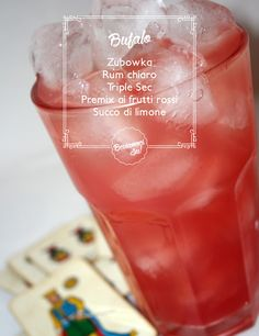 BUFALO //  RICERCA ⚫ GUSTO ⚫ CREATIVITÀ // Seguiteci su FACEBOOK: https://www.facebook.com/Beviamoci_Su-197539563922336/    INSTAGRAM: https://www.instagram.com/beviamoci_su/   #beviamocisu #bartender #berebene #cocktail #drink