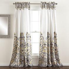 Lush Decor Clara 84-Inch Room Darkening Window Curtain Panel Pair - 17897737 - Overstock.com Shopping - Great Deals on Lush Decor Curtains