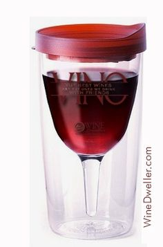Vino 2 Go Wine Sippy