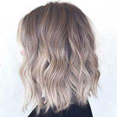 Idées Coupe cheveux Pour Femme 2017 / 2018 47 Hot Long Bob Coupes de cheveux et des idées de couleur de cheveux