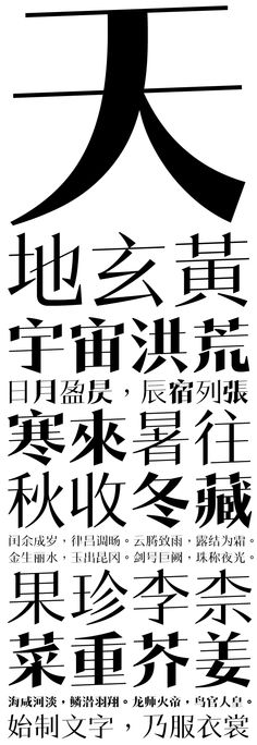 蒙纳秀明体. I have no idea WHAT this says, but I think it is a beautiful language.....