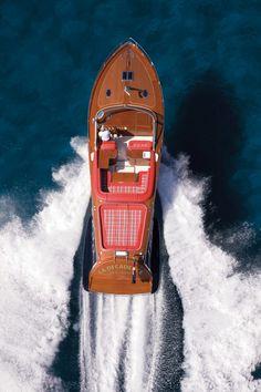 Riva boat