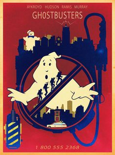 art You even have the female Ghostbusters that have arrived/come forth. Ghostbusters Poster, Female Ghostbusters, Ghostbusters Toys, Pin Up Vintage, Vintage Movies, Vintage Posters, Geeks, Ghost Movies, Theme Harry Potter