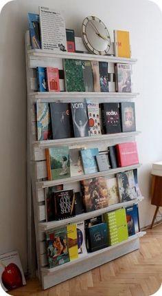 magazine rack. excep