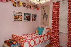 Campbell's Pink Room