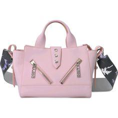 Kenzo Kalifornia Mini Tote bag (2,140 SAR) ❤ liked on Polyvore featuring bags, handbags, tote bags, pink, mini purse, tote hand bags, mini handbags, kenzo handbags and mini tote