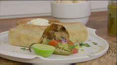 Burritos e Guacamole