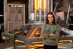 Guess again about Maisie's connection to The Doctor.
