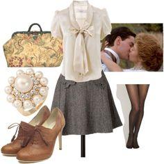 Anne of Green Gables/Edwardian fashion inspiration.