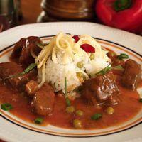 Recept : Mexický guláš | ReceptyOnLine.cz - kuchařka, recepty a inspirace Beef, Cooking, Health, Meat, Kitchen, Health Care, Kochen, Ox, Salud
