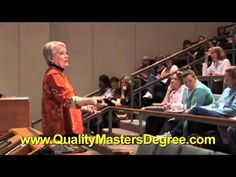 In a workshop for teachers at the University of Virginia, Carol Tomlinson describes differentiation as a way of planning for the unpredictable in the classroom. She describes how differentiation plans for different learning styles and preferences. This video is part of the online M.Ed. in Differentiated Instruction program offered by Graceland U...