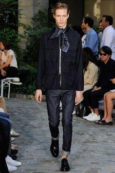 Officine Generale Spring 2016 Menswear